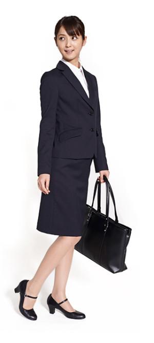 女子スーツ スカート
