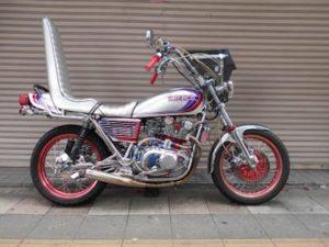 三段シート 250cc