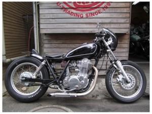 バイク 250cc