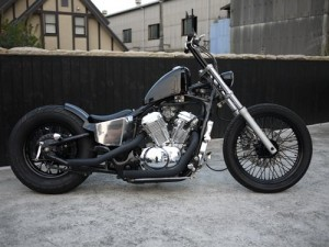 400cc バイク