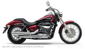 アメリカン 400cc