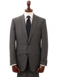 スーツ グレー