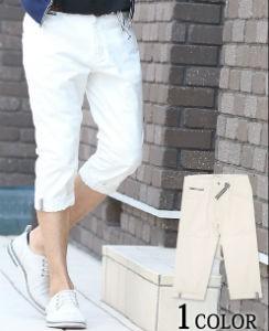 白のショートパンツ,着こなし