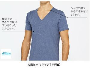 シャツの下,インナー