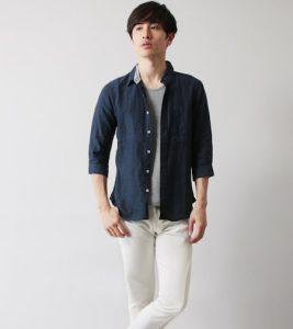 合コン 夏ファッション