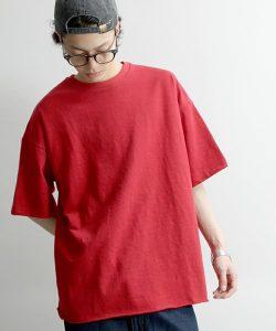 赤 Tシャツ おしゃれ