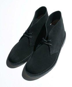 黒のブーツ メンズ