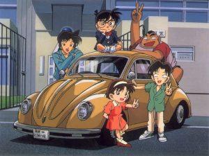 名探偵コナン アガサ博士の車