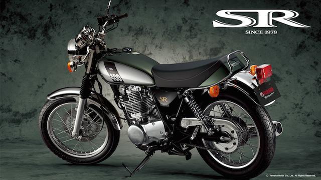クラシックバイク 400cc