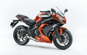 フルカウルバイク 400cc