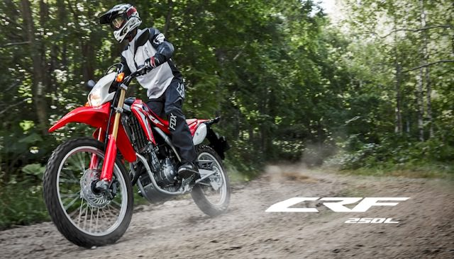 オフロードバイク CRF250L