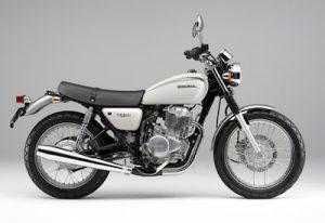 400cc おしゃれなバイク