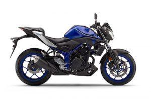 ストリートファイター 250cc