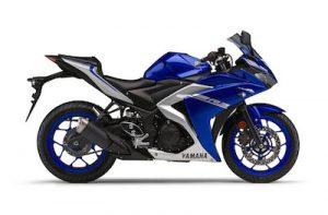 青のツアラーバイク 400cc