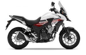 デュアルパーパスバイク 400cc