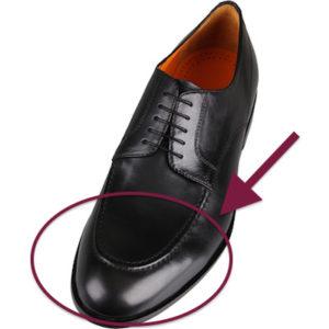 就活 NGな靴