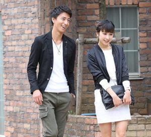 秋のメンズファッション 20代