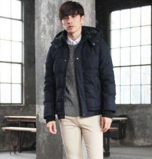 冬のメンズファッション ニット