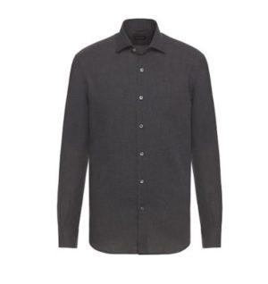 ゼニアのシャツ 私服