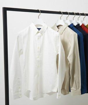 ボタンダウンシャツ メンズ ブランド