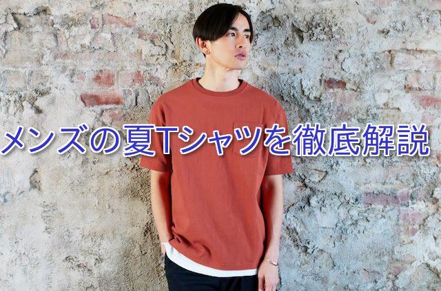 夏 メンズ Tシャツ