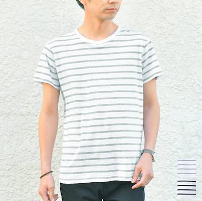 ボーダーTシャツ メンズ ブランド