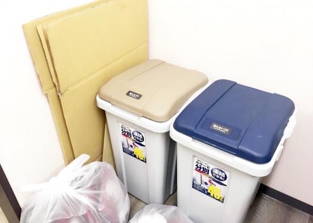 清潔感 汚い服は捨てる