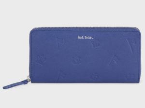 青 ポールスミス 財布