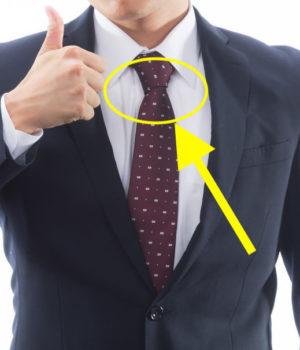 ネクタイ ダサい