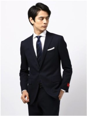 ネクタイ 濃い色