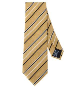 黄色のネクタイ 就活