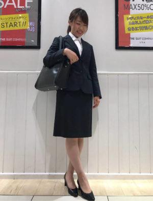 女子 リクルートスーツ バッグ