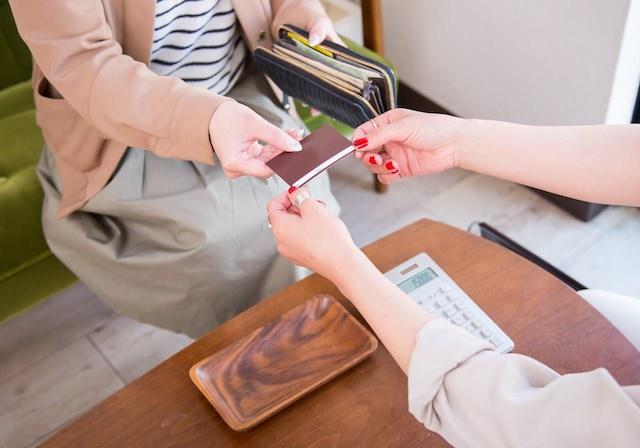 クレジットカード ポイント