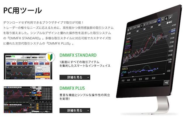 DMM FX パソコンツール