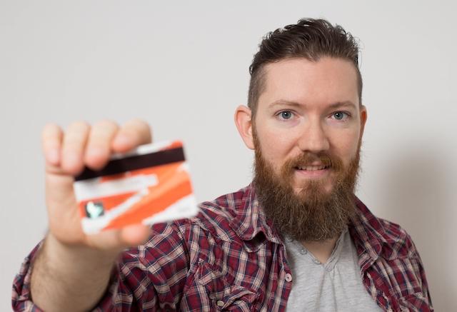 リボ払いのクレジットカード