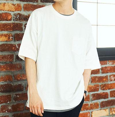 無地Tシャツ ブランド