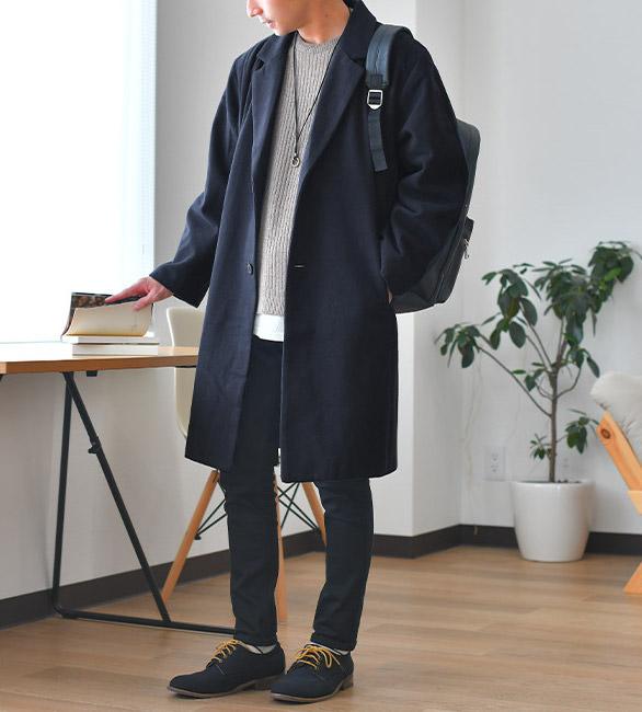 2019年の冬メンズファッションとアイテム選びの基本を徹底的に