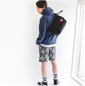 おしゃれな通学バッグ