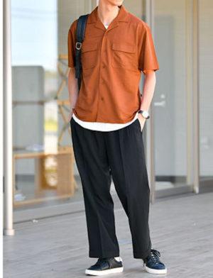 大学生の夏ファッション