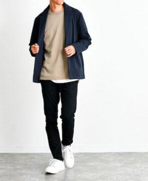 テーラードジャケット メンズ