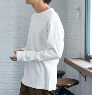 暖かいTシャツ