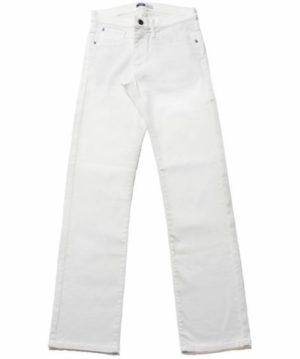 SPUのホワイトパンツ